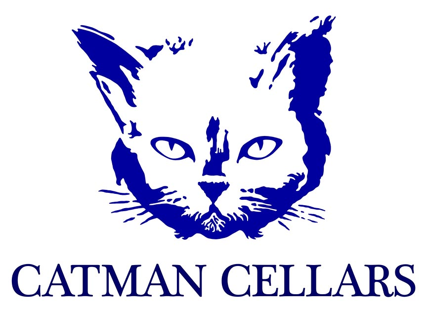 Catman Cellars Boutique Oregon Winery Logo